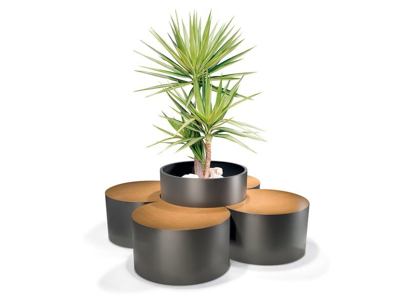 Flower pot D-PLANTER by LAB23