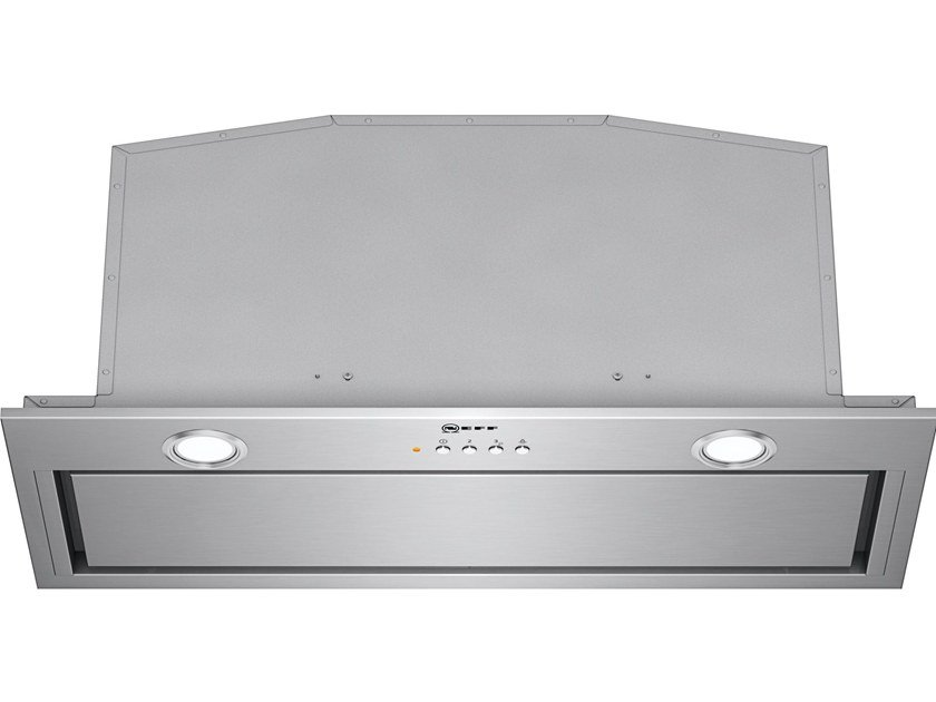 Class C built-in cooker hood with integrated lighting D57MH56N0 | Class C cooker hood by Neff