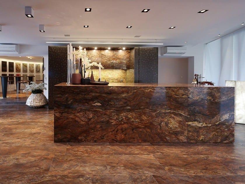 Hideaway linear kitchen TIVALÌ By DADA design Dante Bonuccelli