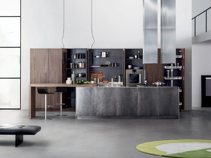 Hideaway kitchen D90 | Kitchen by TM Italia Cucine