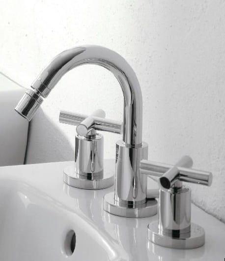 3 hole countertop bidet tap DA-DA | Bidet tap by ZAZZERI