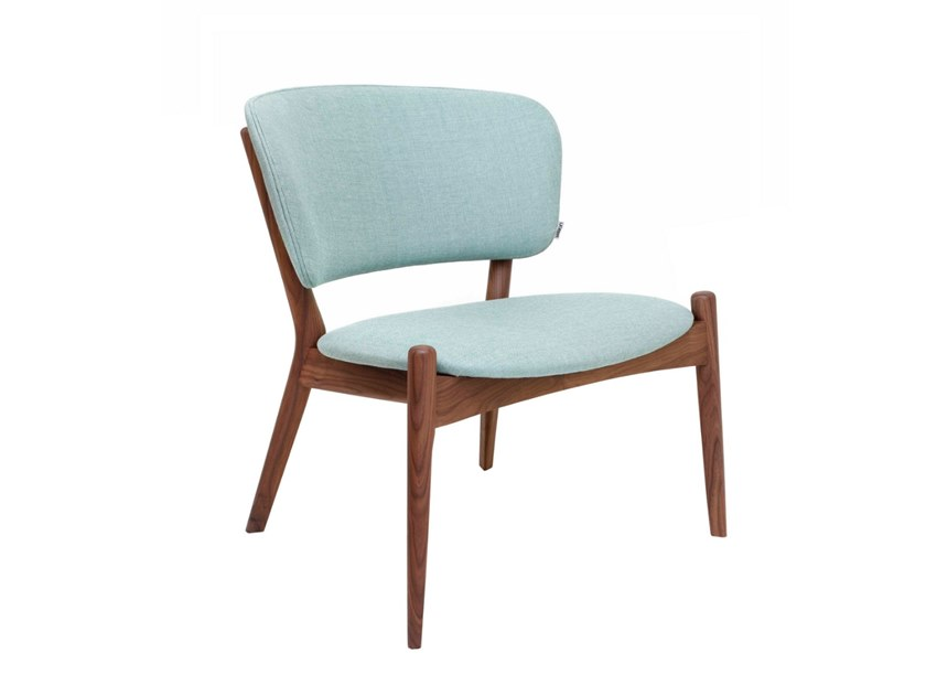 Fabric easy chair DADA by Conceito Casa