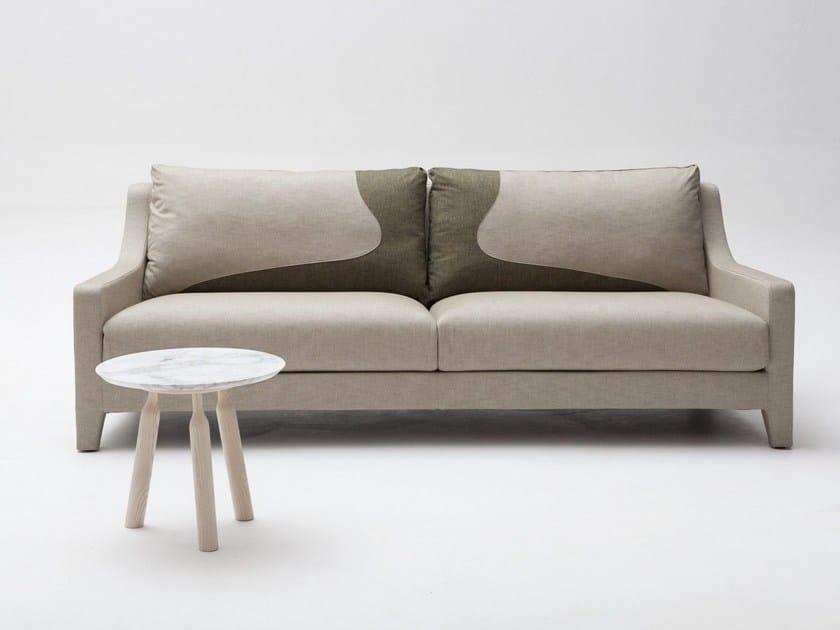 Fabric sofa DADASOFA by Adentro