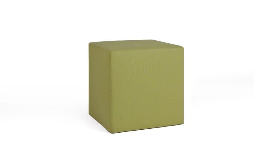 Fabric garden pouf DADO by Arketicom Design