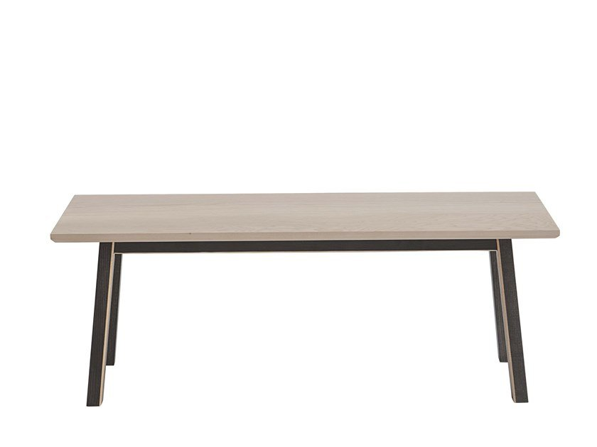 Ash bench DAHLIA | Bench by Italcollections