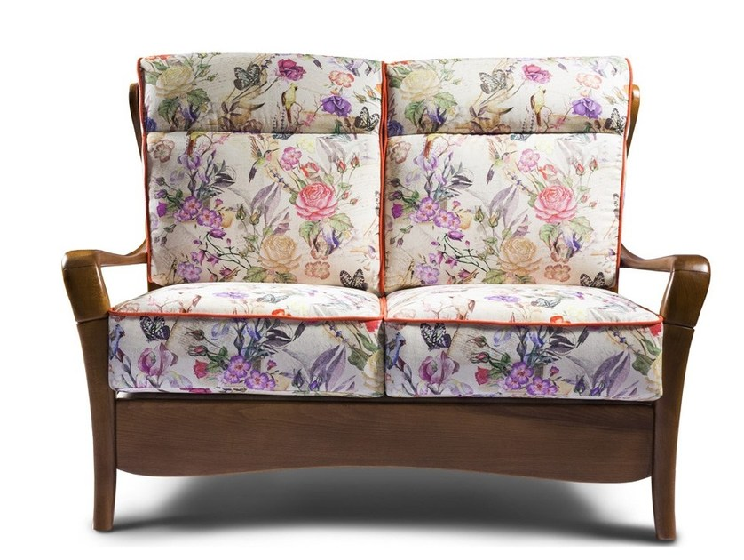 2 seater sofa DAHLIA by Nieri