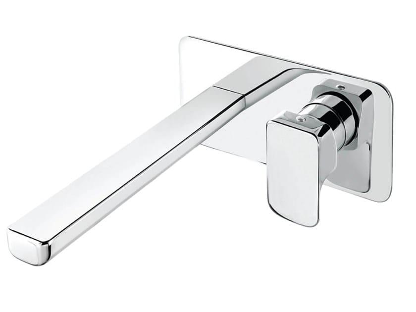 2 hole wall-mounted washbasin mixer DAILY 44 - 4410208 by Fir Italia