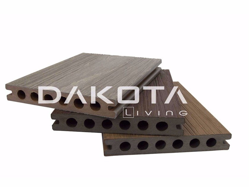 Composite wood for outdoor DAK-SHIELD by Dakota
