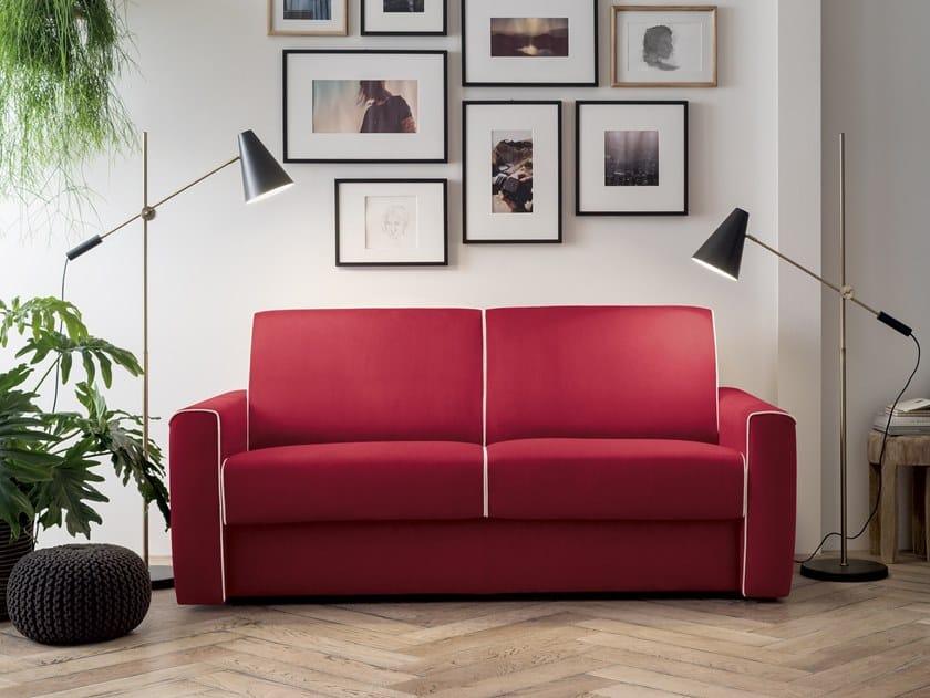 3 seater fabric sofa bed DAKOTA | 3 seater sofa bed by Felis