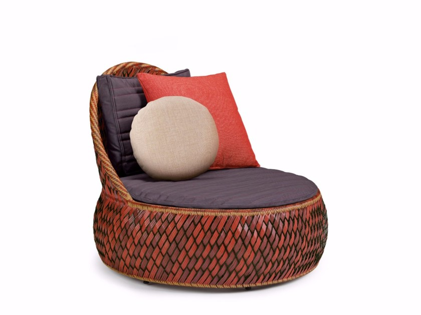 Batyline® armchair DALA | Armchair by Dedon