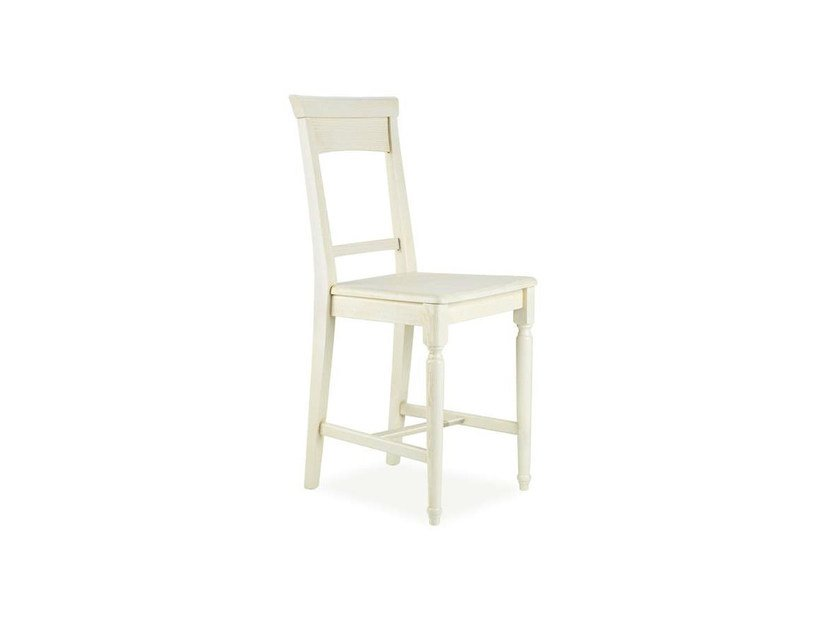 Lacquered wooden chair DALIA | Chair by CREO Kitchens