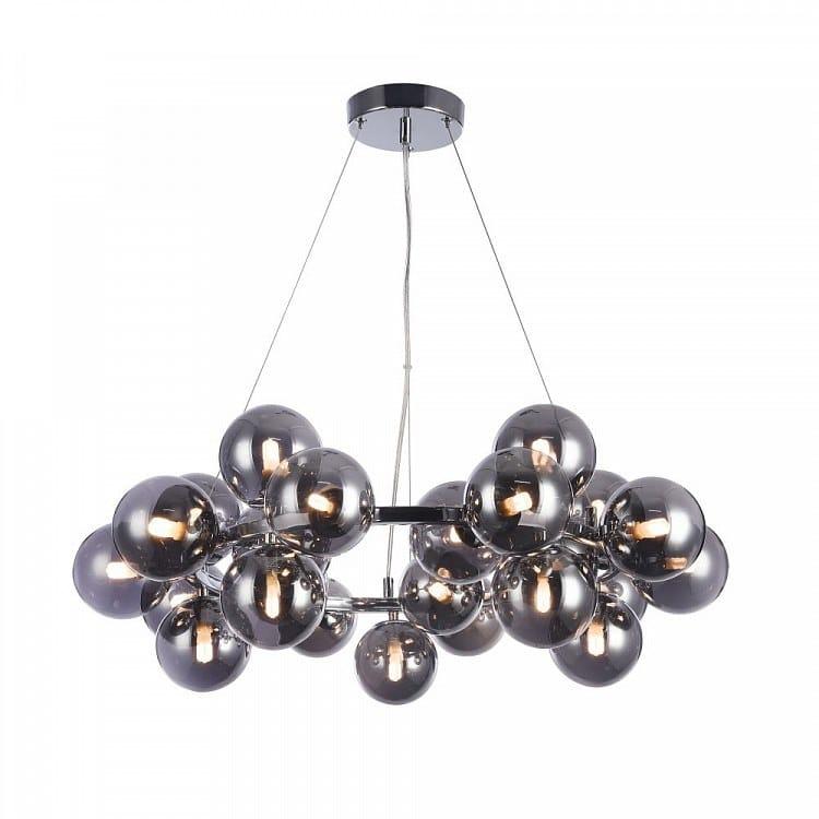 Direct-indirect light glass pendant lamp DALLAS | Direct-indirect light pendant lamp by MAYTONI