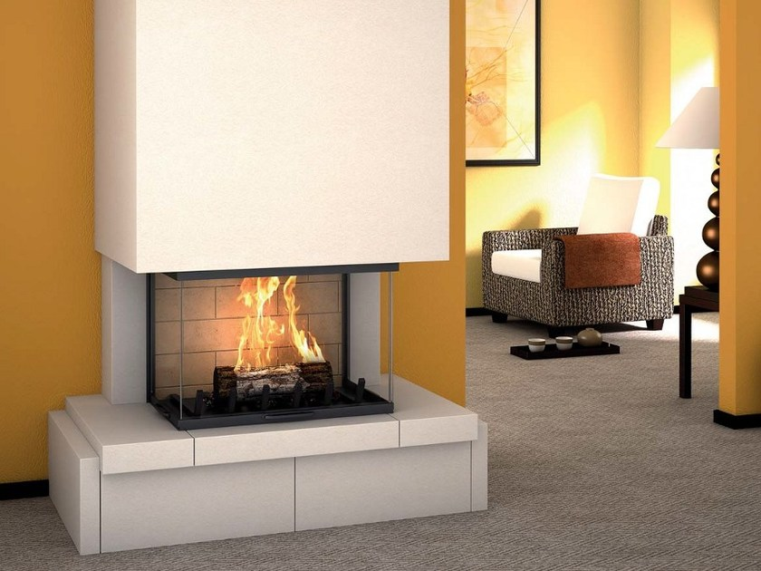 Stone Fireplace Mantel DALYA by Axis