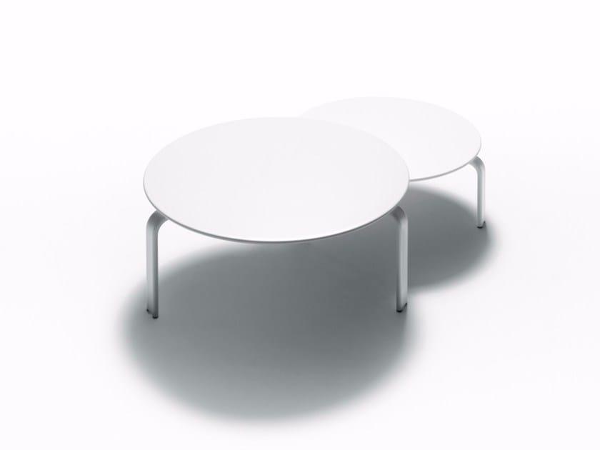 Round coffee table DAN by DE PADOVA