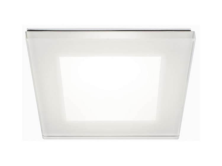 LED ceiling tempered glass spotlight DANAE HP 7W by Quicklighting