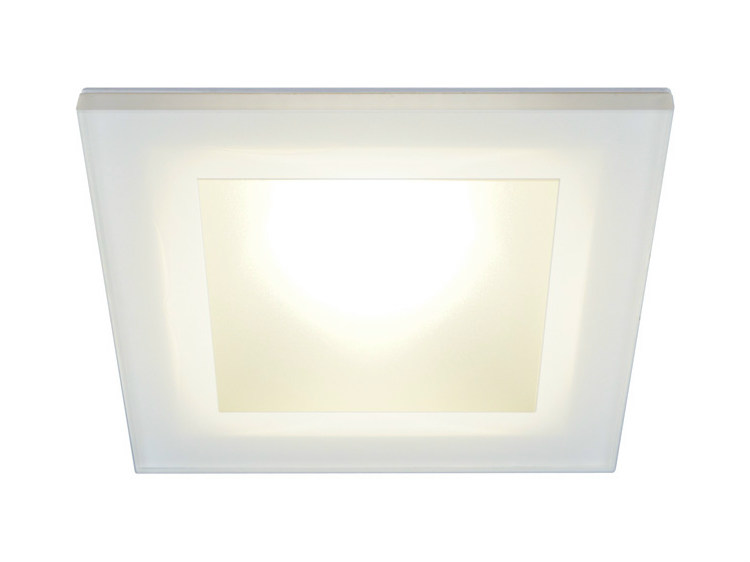 LED ceiling tempered glass spotlight DANAE LP 7W by Quicklighting