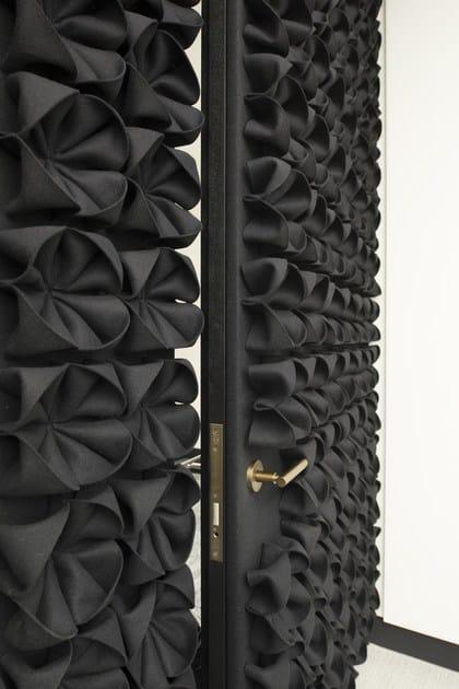 Dani Wool Felt Decorative Acoustical Panel By Anne Kyyr 246
