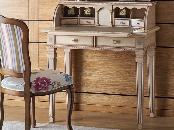 Scrittoio in legno massello DANTE | Scrittoio by Arvestyle
