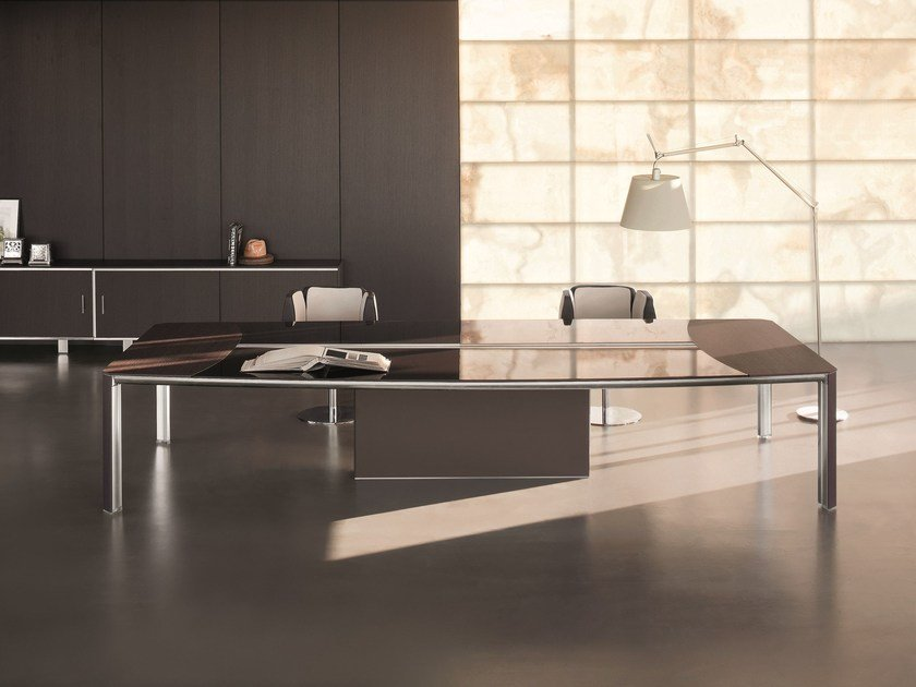 Meeting table with cable management DARCH | Meeting table by Archiutti