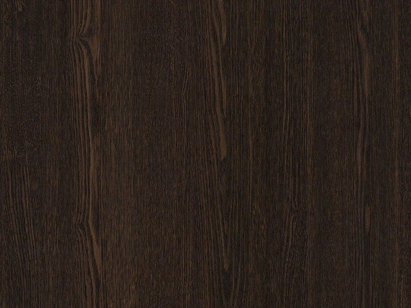 Self adhesive PVC furniture foil with wood effect DARK WENGE OPAQUE by Artesive