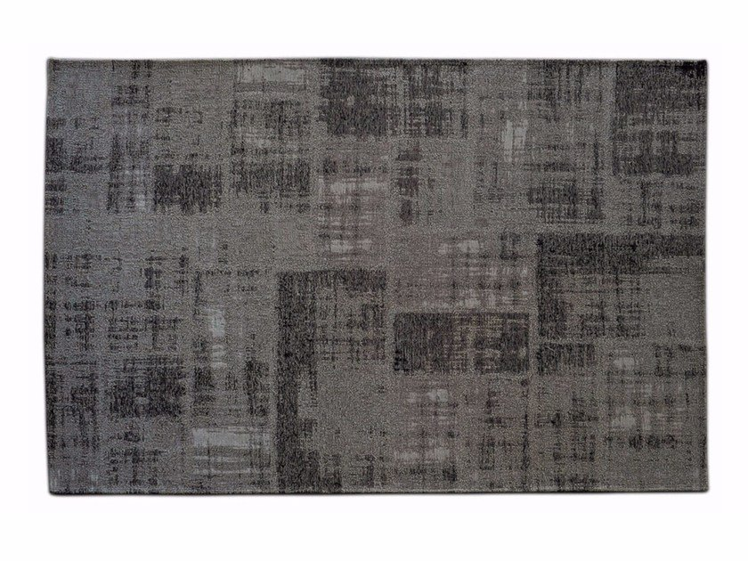 Rug with geometric shapes DARWIN by Cattelan Italia