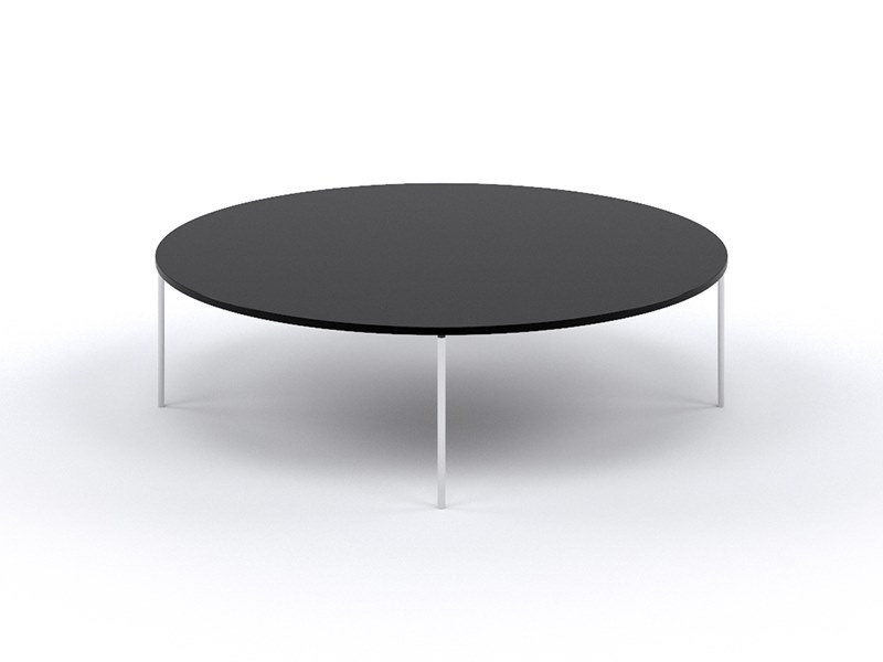 Round ceramic coffee table DARWIN | Round coffee table by ESTEL GROUP