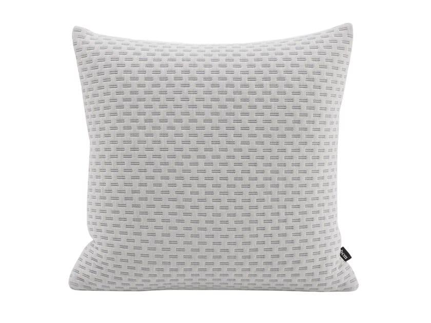 Cuscino quadrato in tessuto DASH | Cuscino by Hem