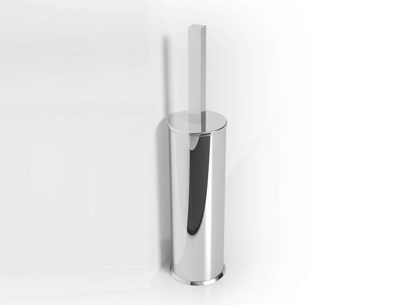 Metal toilet brush DATURA   Toilet brush by Alna