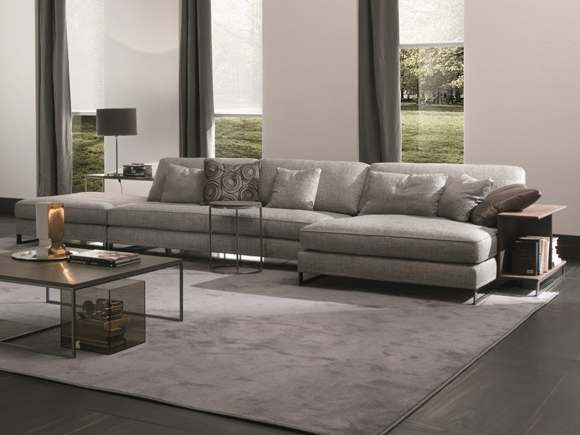 Enjoyable Davis Book Fabric Sofa By Frigerio Salotti Gmtry Best Dining Table And Chair Ideas Images Gmtryco