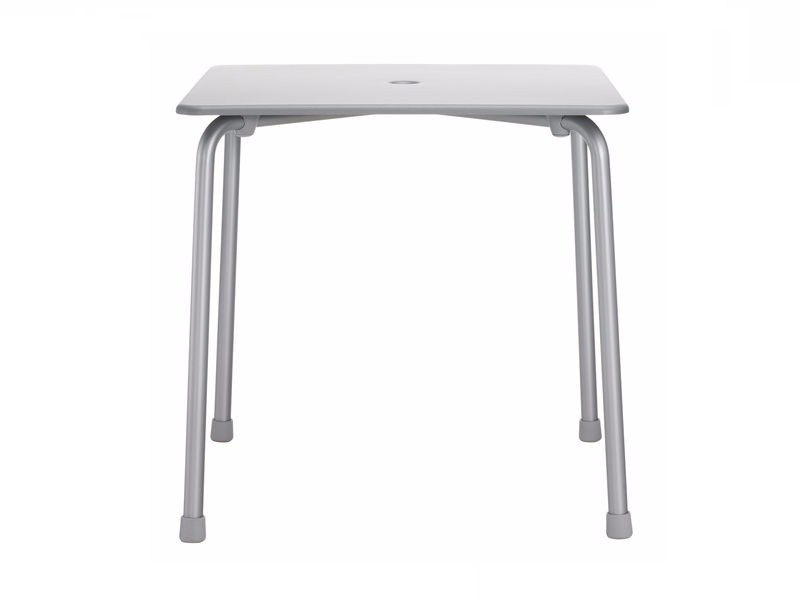 Square contract table DAVY TABLE by Vitra