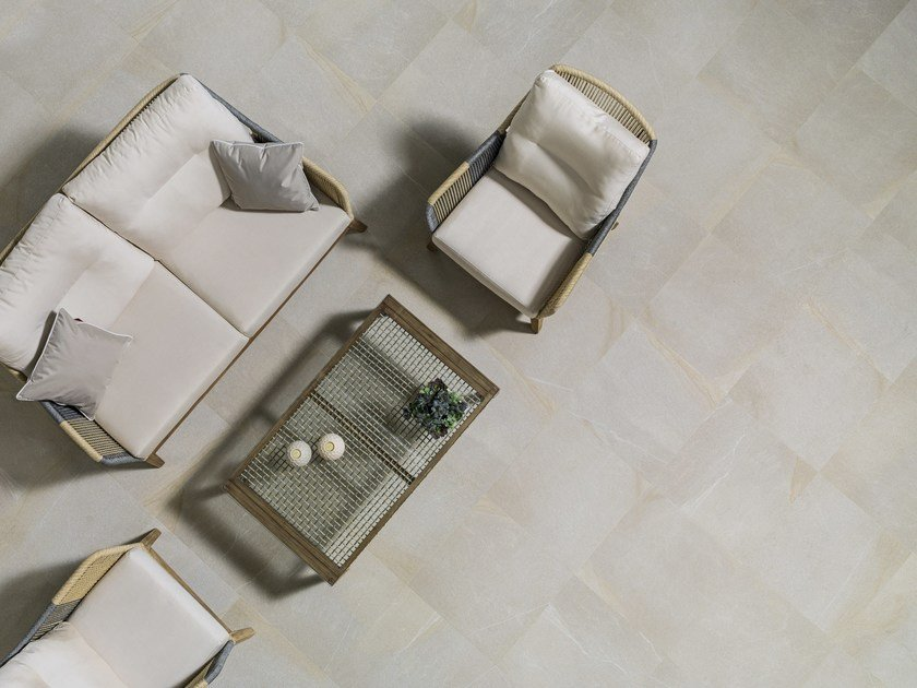 Porcelain stoneware wall/floor tiles with stone effect DAYTON by Venis