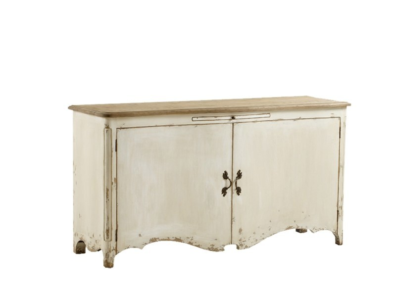 Contemporary style lacquered wooden sideboard with doors DB001372 | Sideboard with doors by Dialma Brown