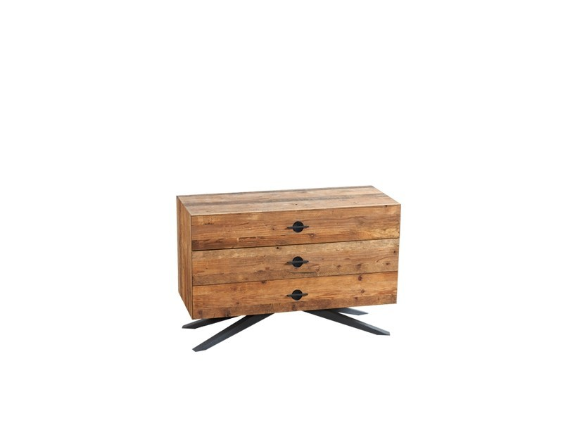 Pine chest of drawers DB003999 | Chest of drawers by Dialma Brown
