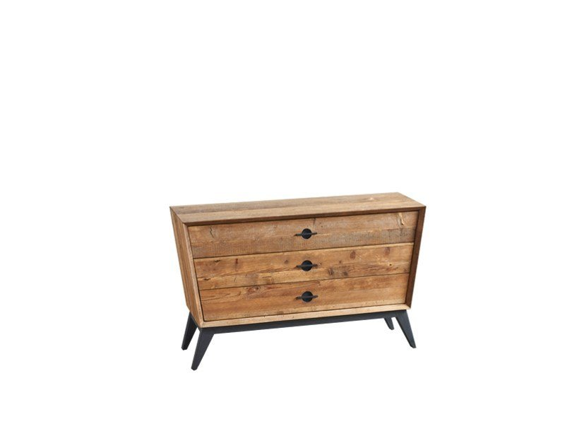 Pine chest of drawers DB004003 | Chest of drawers by Dialma Brown