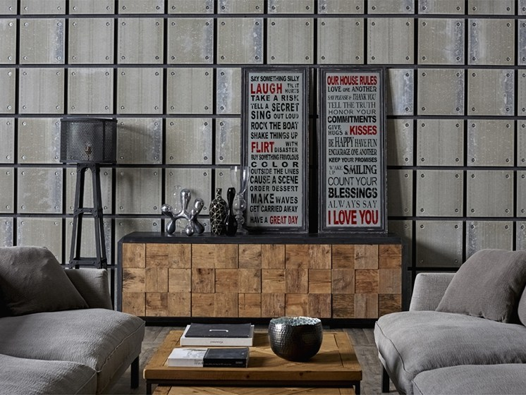 Indoor cement wall tiles DB004157 | Wall tiles by Dialma Brown