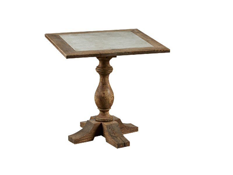Square dining table DB004200 by Dialma Brown