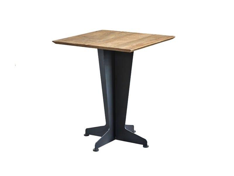 Tavolino alto di servizio rettangolare DB004551 by Dialma Brown