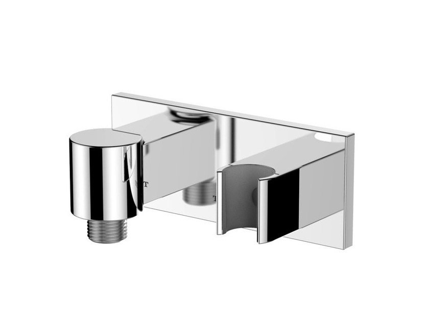 Metal handshower holder DBX111VE | Handshower holder by TOTO