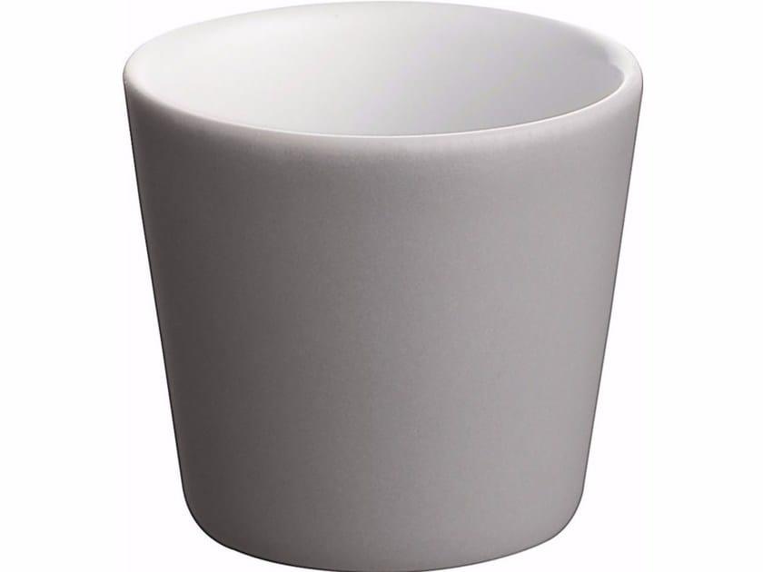 Tazza da caffè in ceramica TONALE   Tazza da caffè by Alessi