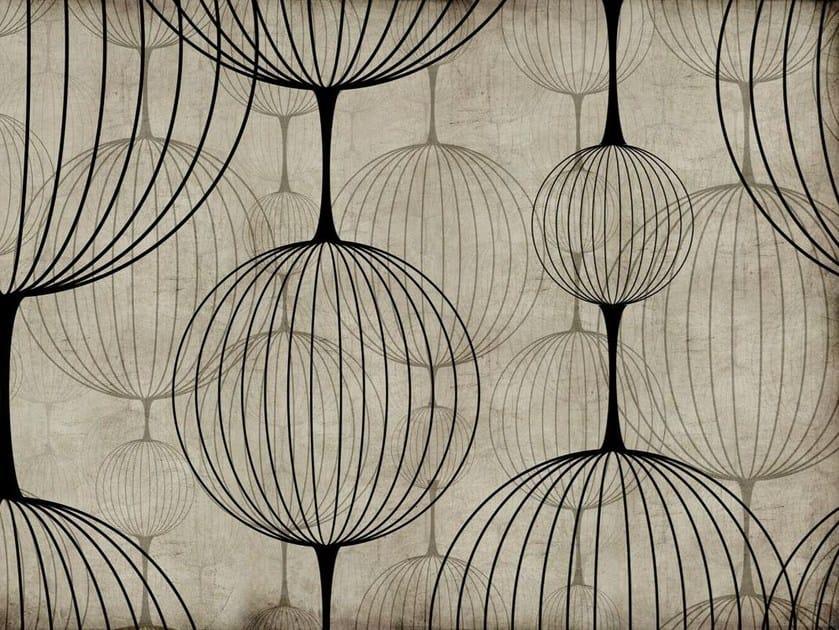 Motif glass-fibre textile DE-10 by MOMENTI