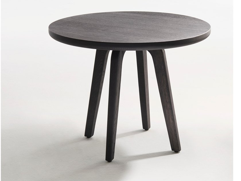 Round coffee table for living room DECANTER   Coffee table by Passoni