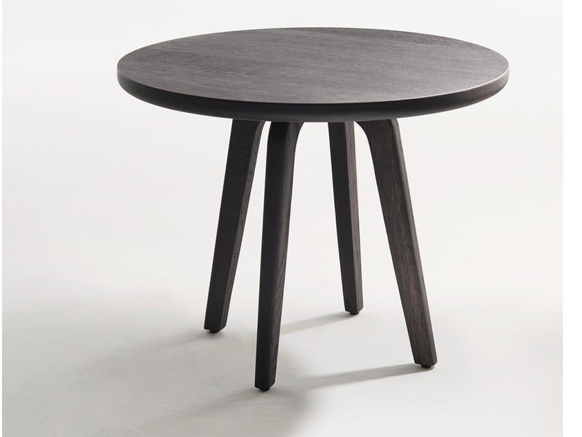 Tavolino rotondo da salotto DECANTER | Tavolino - Passoni