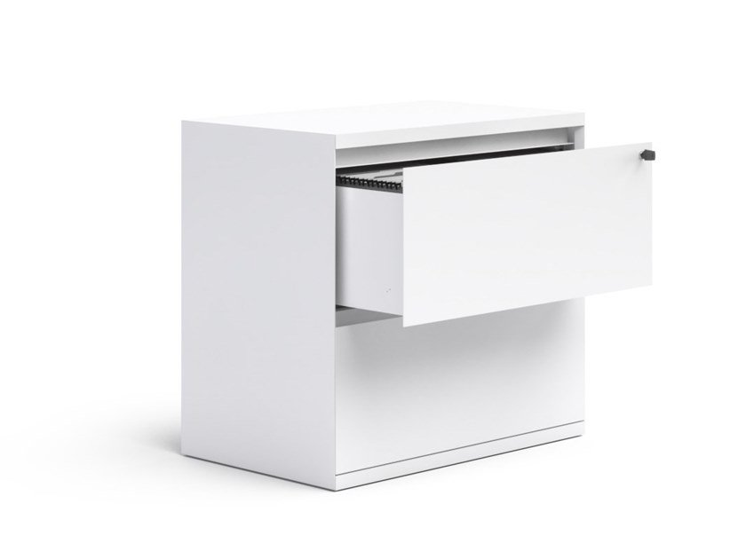 Office drawer unit with lock DECK | Office drawer unit by ESTEL GROUP