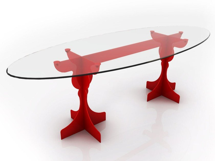 Deco' Tavolo Ovale Garda Design Ovale Garda Design Tavolo Design Deco' Garda odxCrWQBe