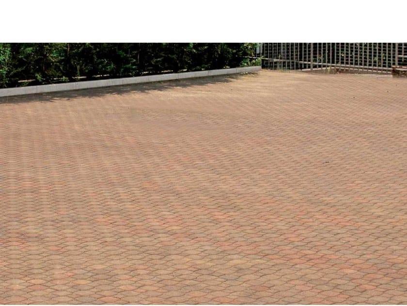 Concrete paving block DECOR by MVB