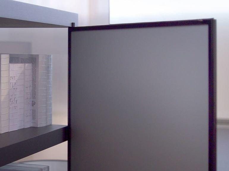 Satin glass DECORFLOU® REFLECTING by OmniDecor®