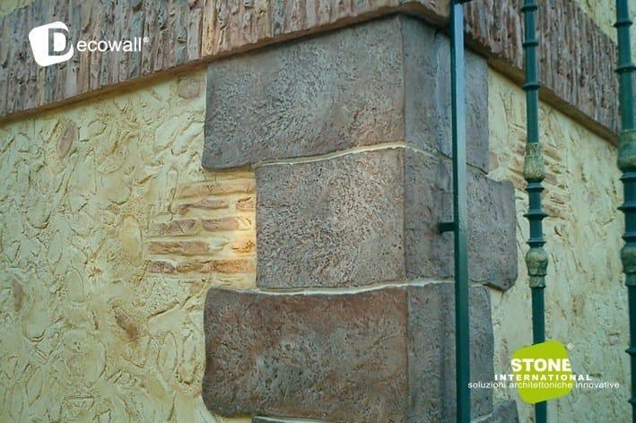 Revestimiento de fachada piedra artificial decowall by - Revestimiento piedra artificial ...