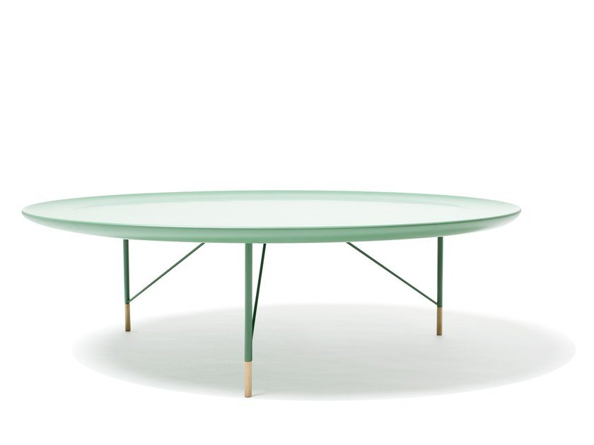 Jok Table.Round Coffee Table Dedu By Jot Jot