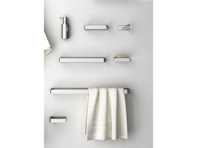 Brass towel rail DEEP | Towel rail by mg12