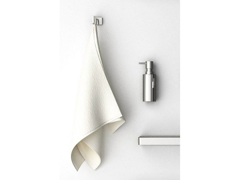 Brass towel hook DEEP | Towel hook by mg12